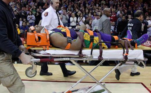 lesiones cp3 Lista de Lesionados NBA